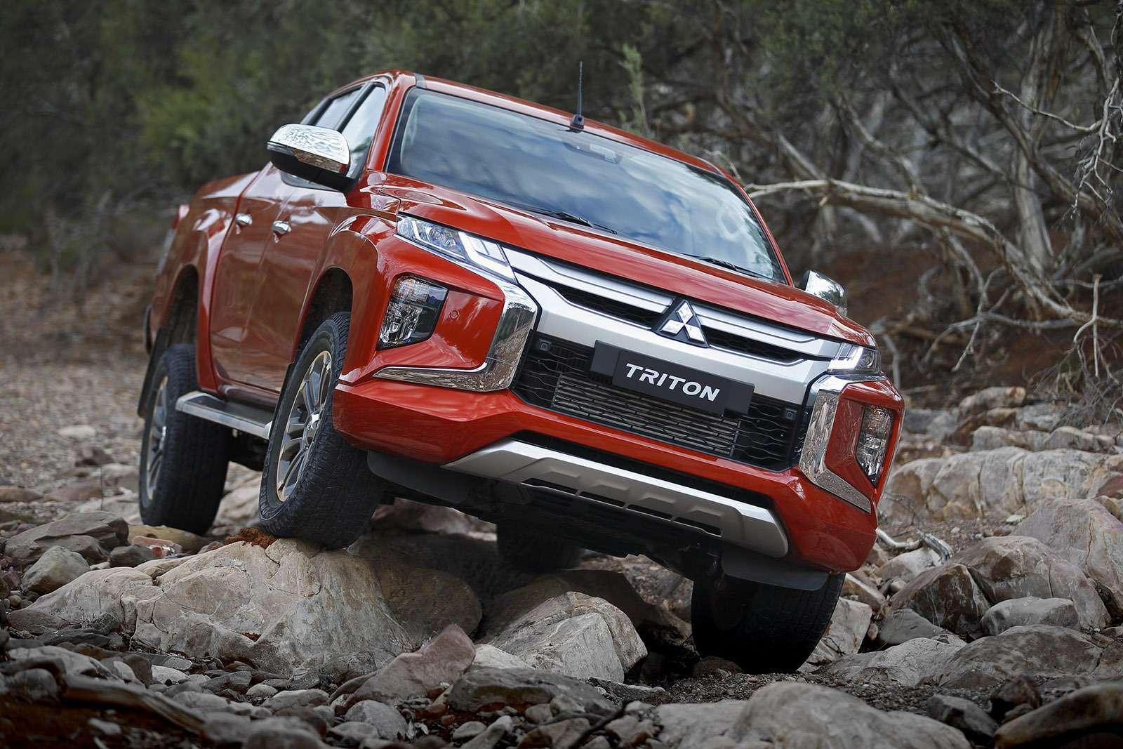 Mitsubishi назвала дату продаж нового L200в России— фото 942316