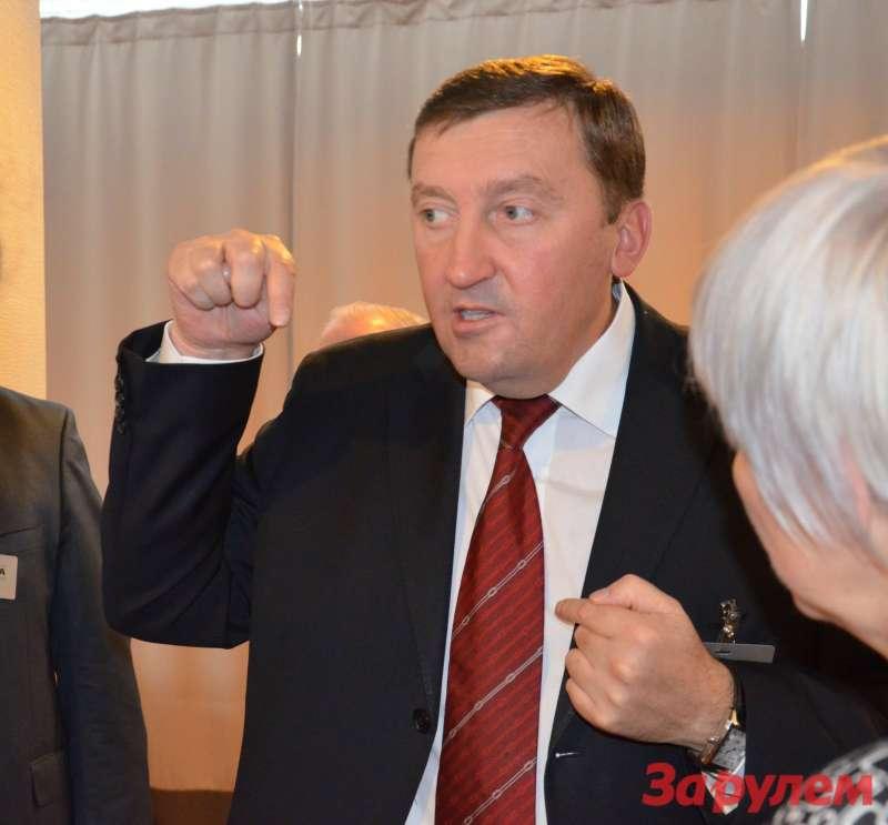 Анатолий Чабунин