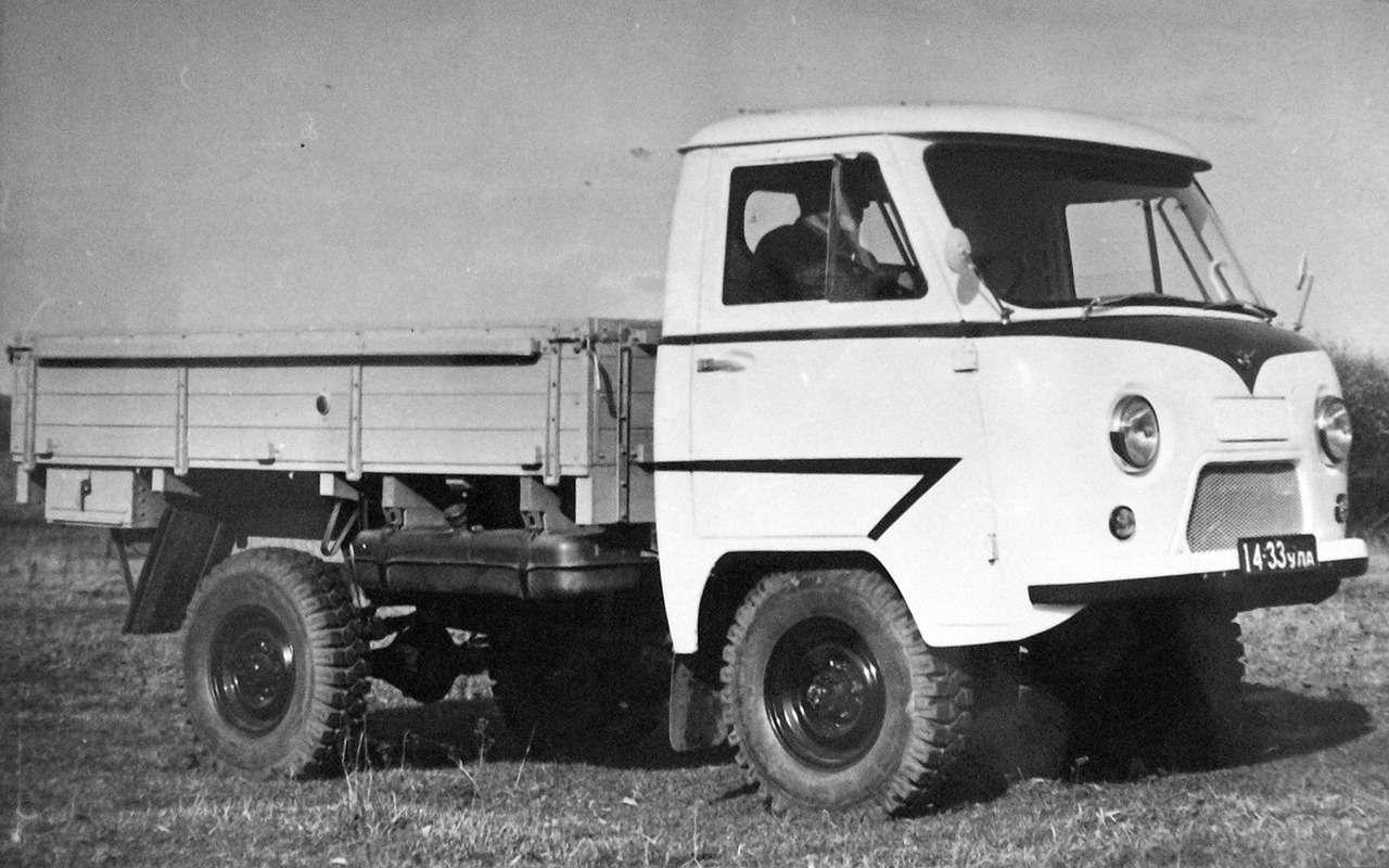 18советских автомобилей справым рулем— итакое было!— фото 980932