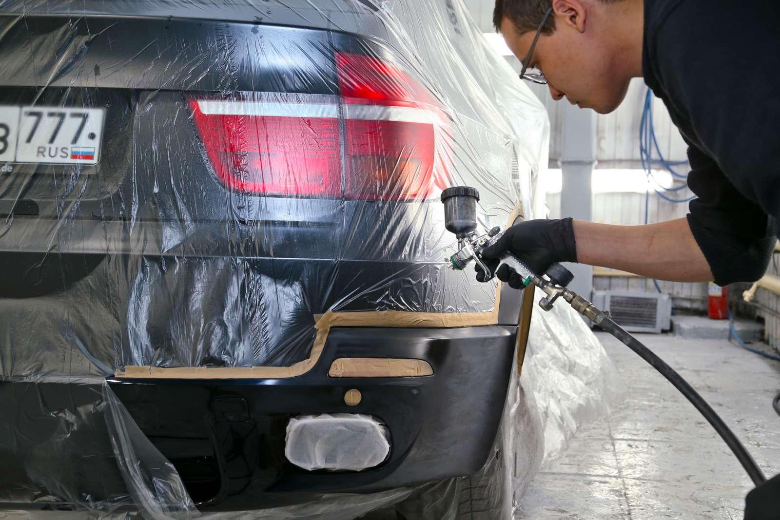 Технологии локального кузовного ремонта: ловкость рук— фото 612144