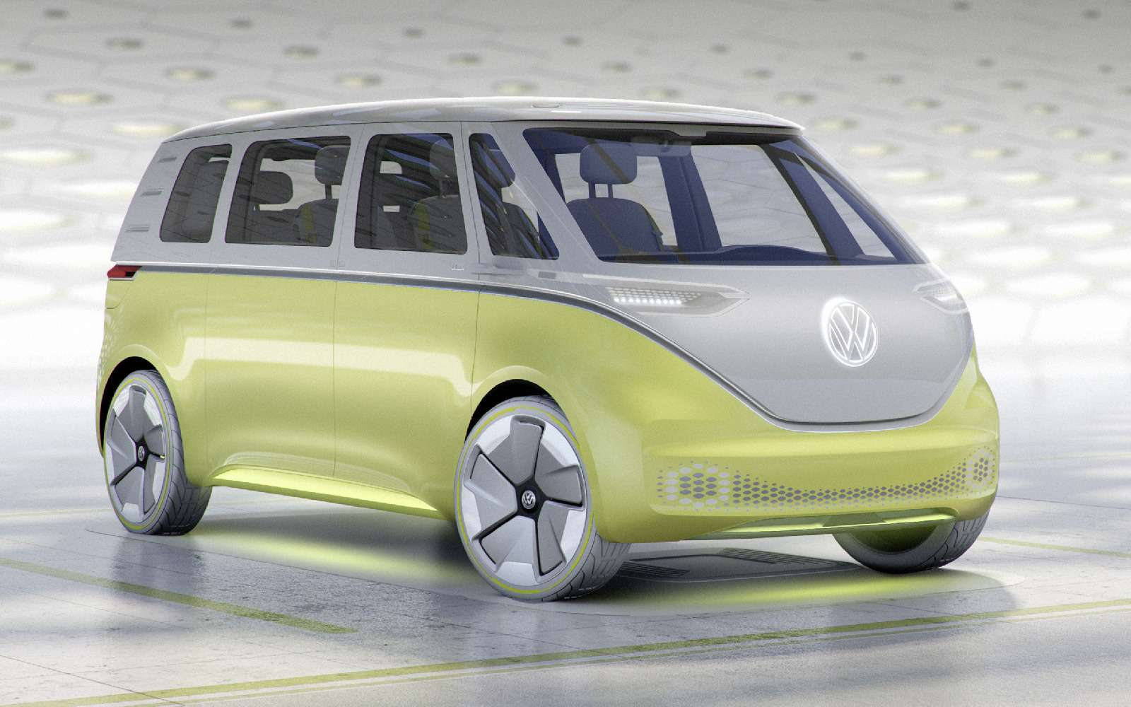 Volkswagen I.D.Buzz: между хиппи ихипстерами— фото 690409