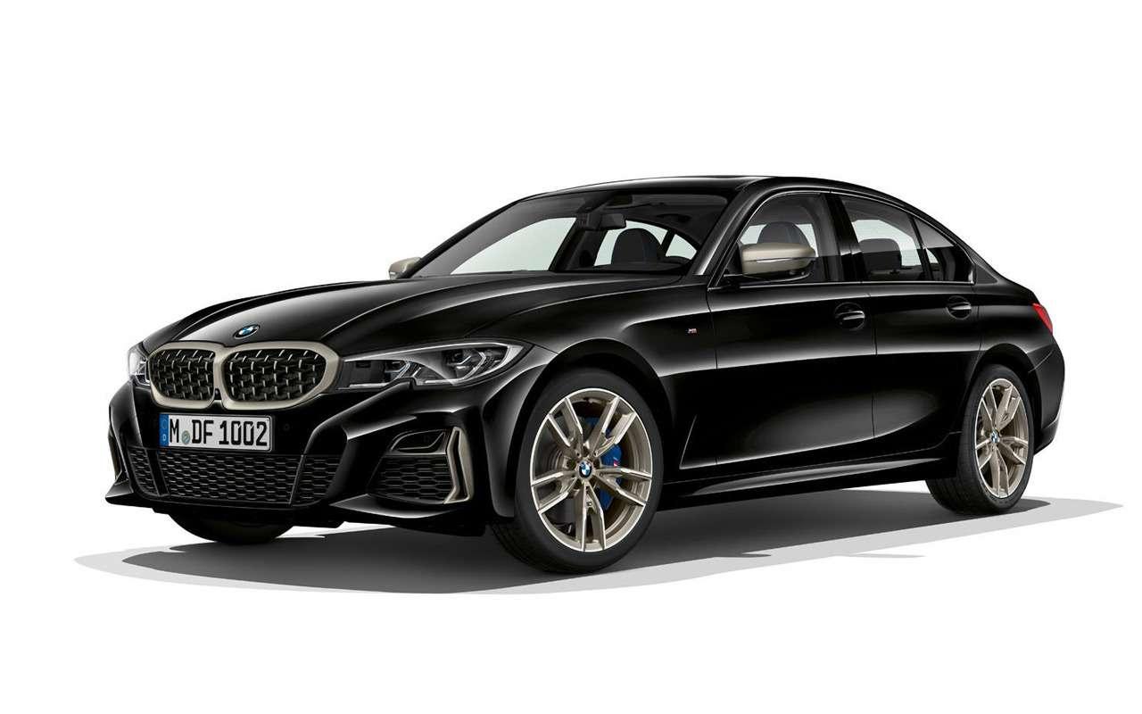 BMWрассекретила самый мощный вариант 3-й серии нового поколения— фото 922356