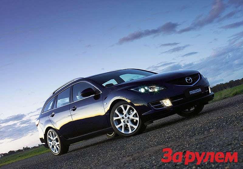 Mazda6 universal