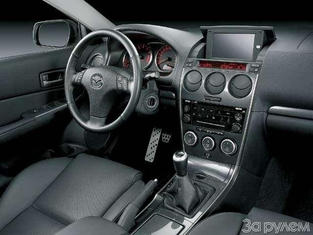 Mazda 6MPS Искусство единения— фото 63575