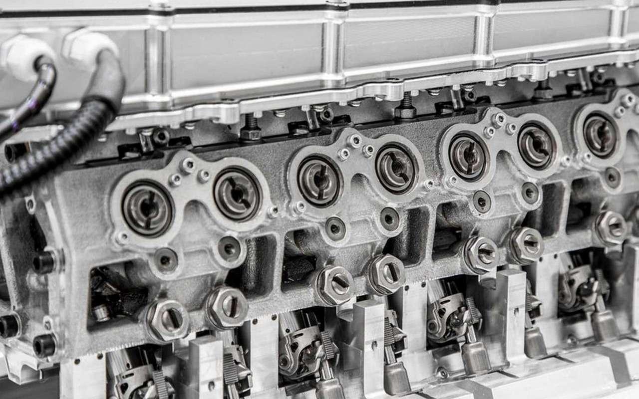 Цифровые клапаны значительно улучшат двигатели— фото 933745