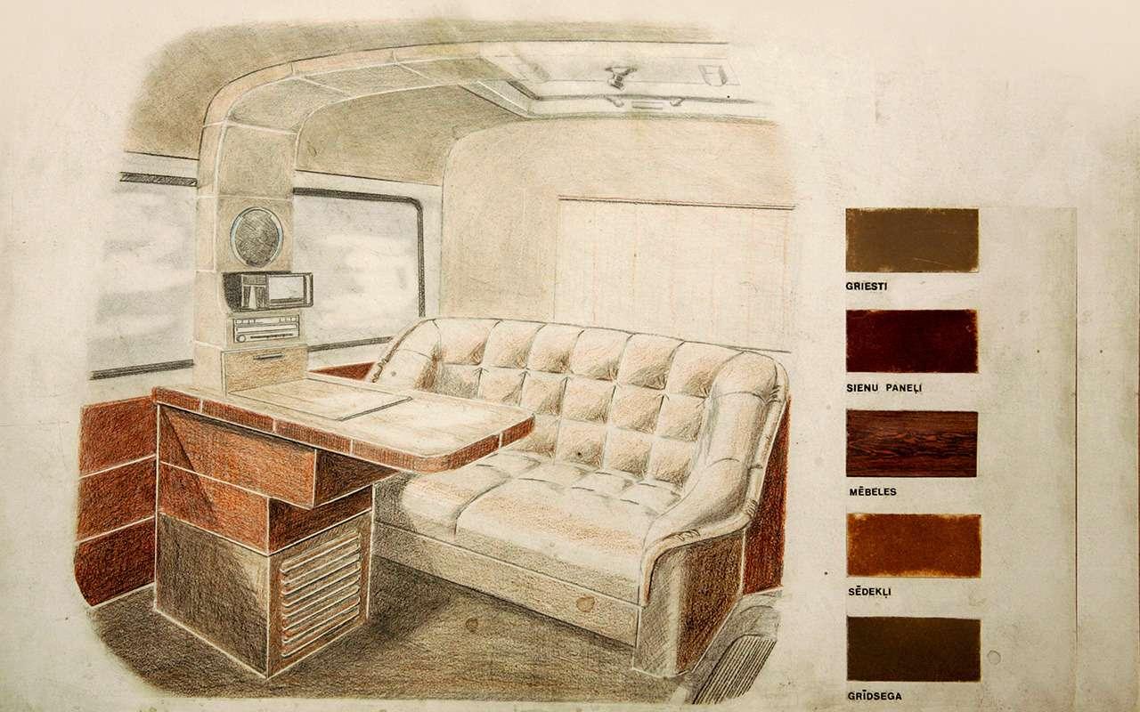 Тотсамый «рафик»: полная история главного микроавтобуса СССР— фото 1218823