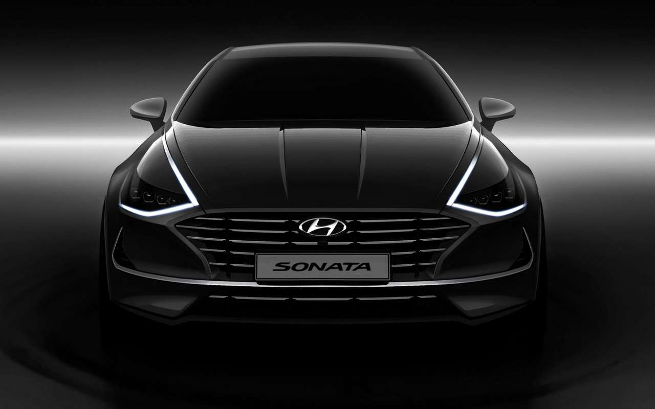 Hyundai показал новую Sonata— фото 954920