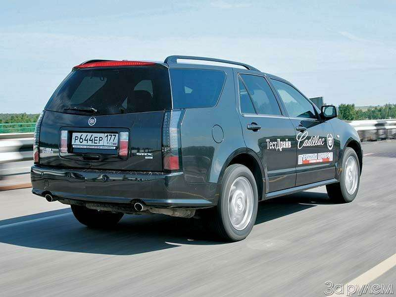 Тест Audi A6Allroad, Cadillac SRX, Volvo XC70. Выше среднего— фото 67349