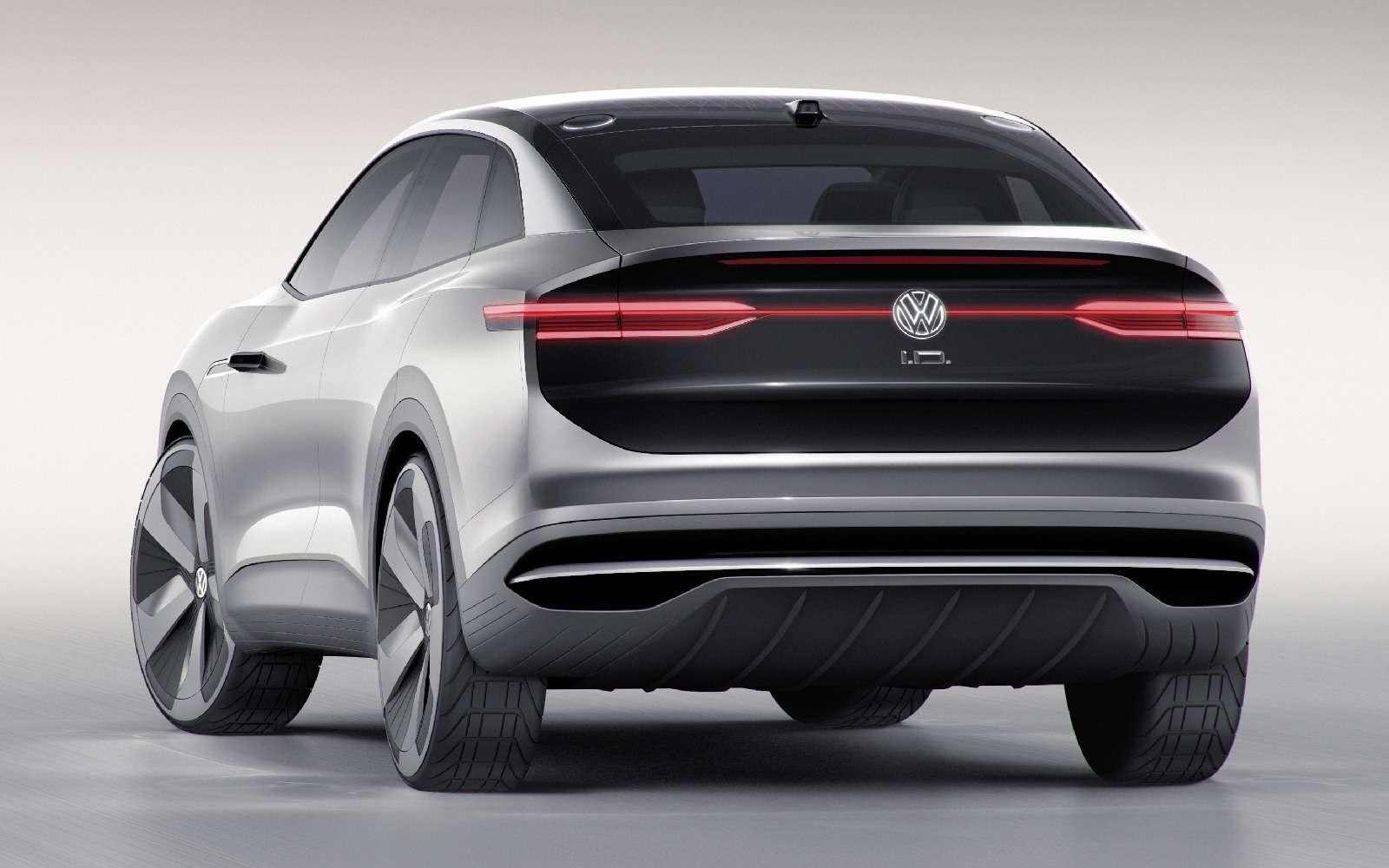 Volkswagen I.D.Crozz: обещанного три года ждать— фото 738906