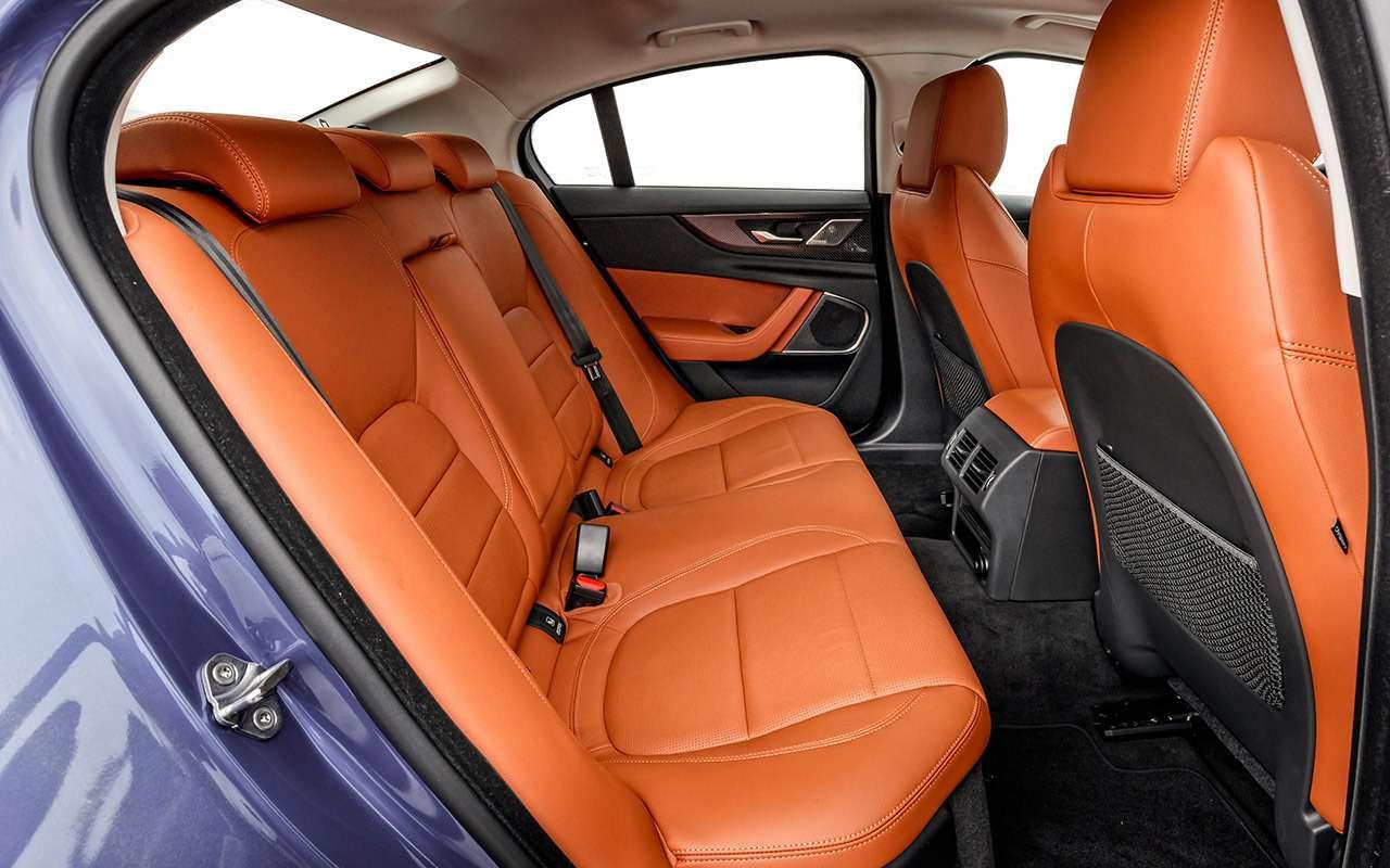 Двеобновленные модели Jaguar: вРоссию приедет только одна— фото 975498