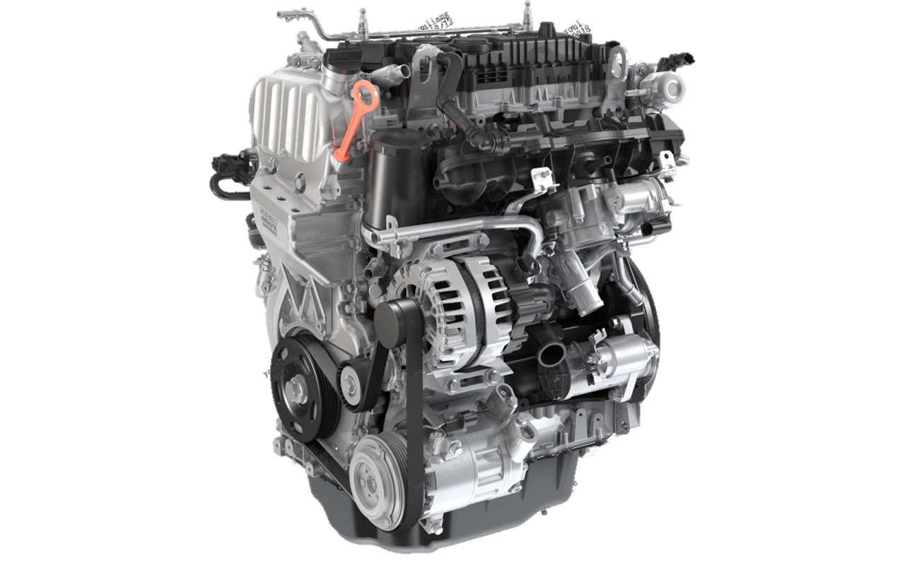Двигатель ВАЗа 1.8 против китайского 1.8— экспертиза «Зарулем»— фото 968568