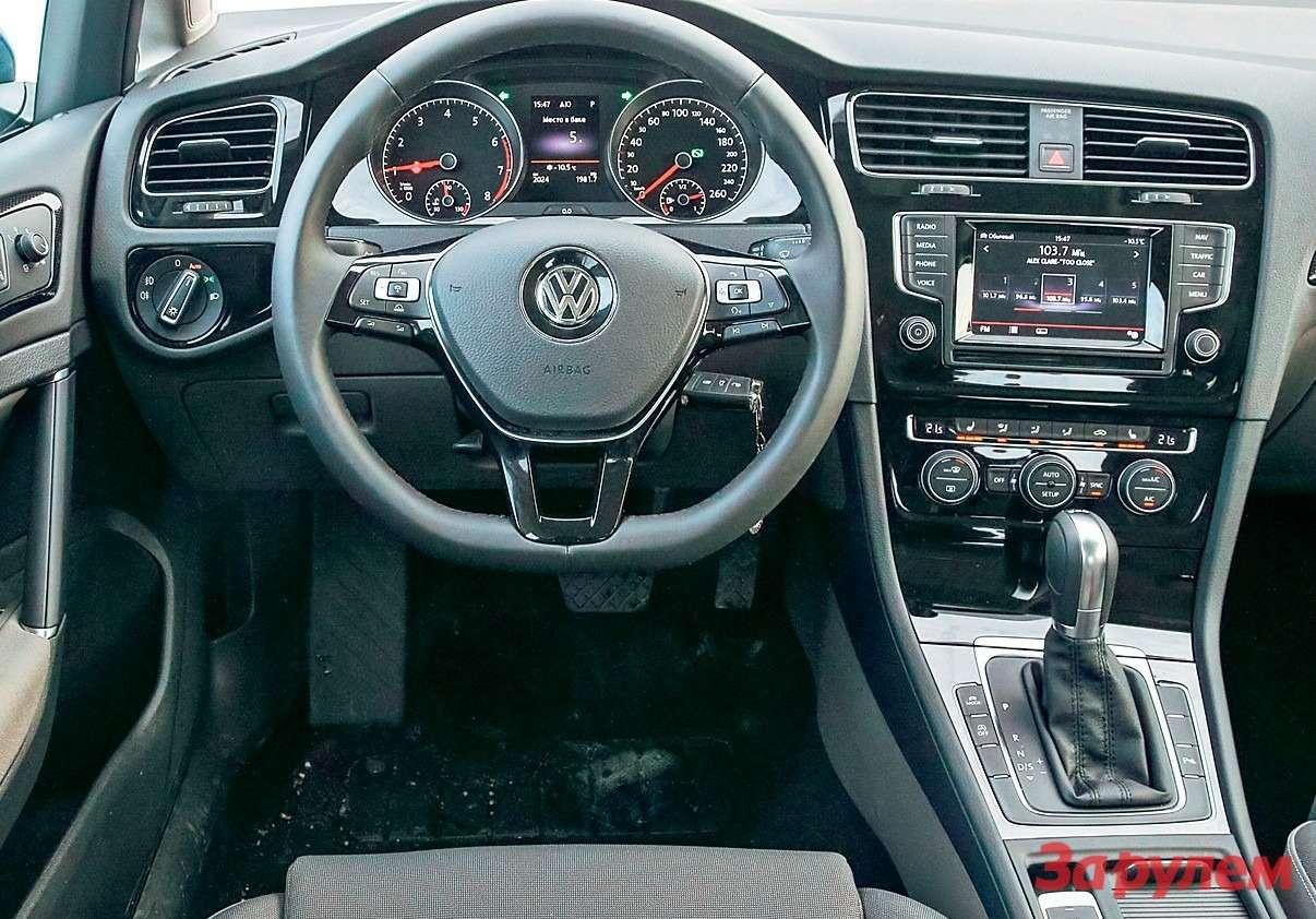 Наодной платформе: VWGolf, SEAT Leon, Skoda Octavia — фото 263757