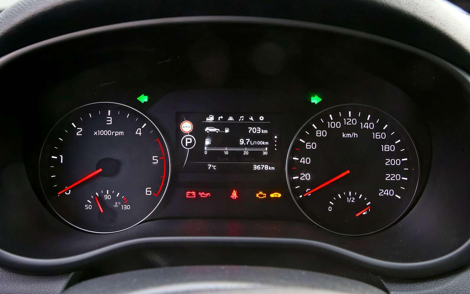 Новый Tiguan, CX-5или Sportage? Битва неравных— фото 670840