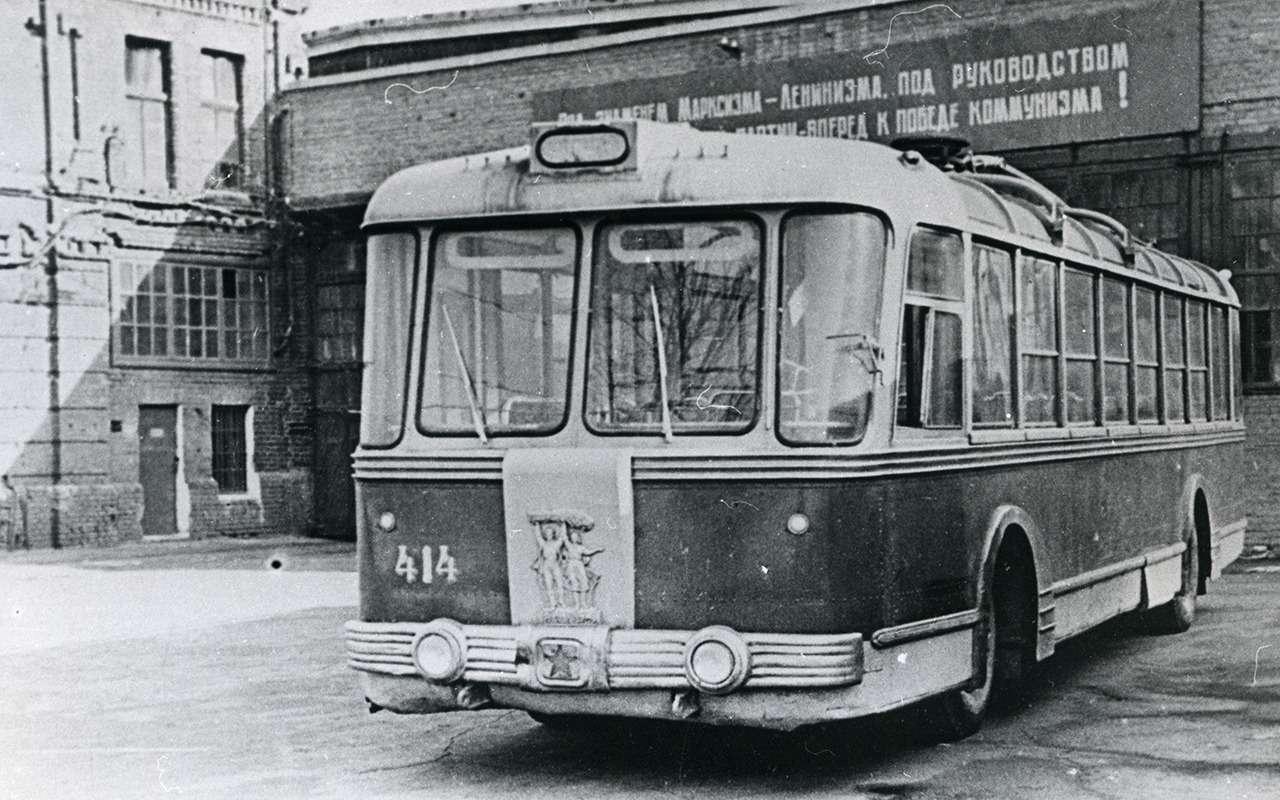 9 самых необычных советских автобусов (итроллейбусов)— фото 1258924