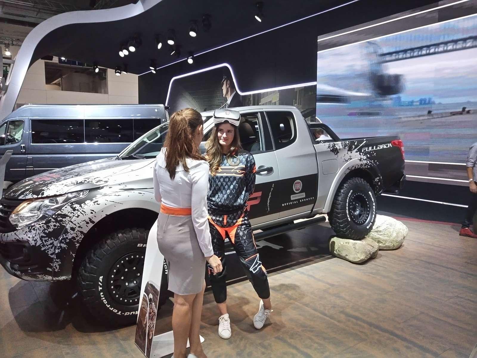 ГАЗон Next CNG идругие премьеры IAA-2016в Ганновере— фото 637753