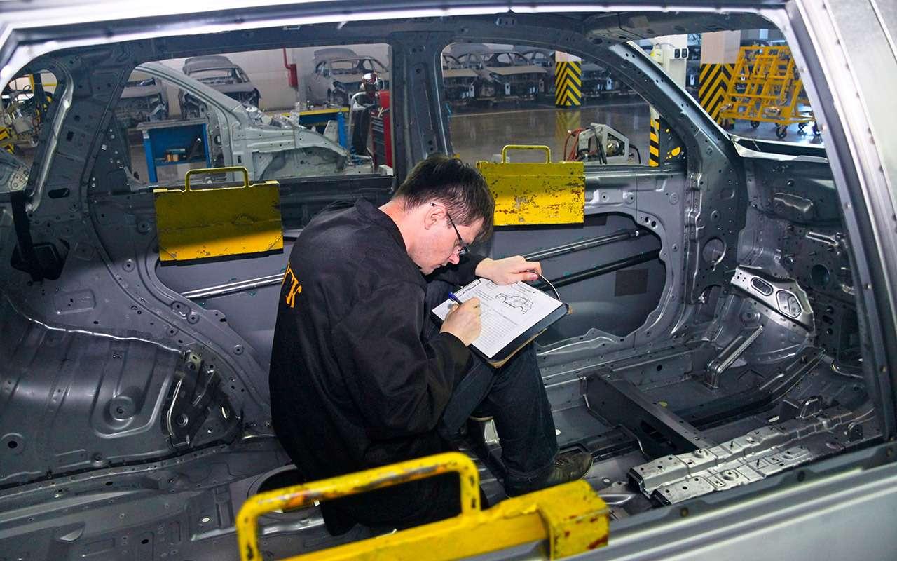 Автомобильный интернационал: репортаж с«Автотора»— фото 820904
