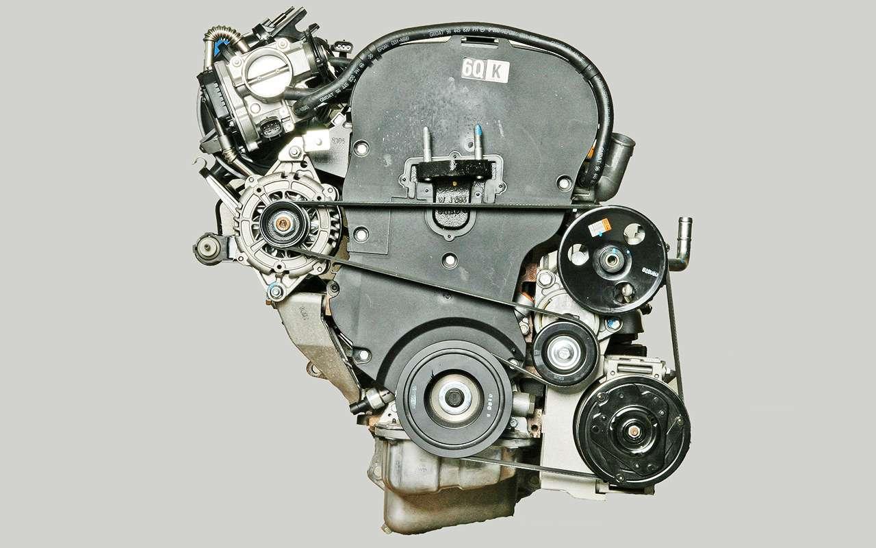 Почему незаводится мотор?— фото 835212