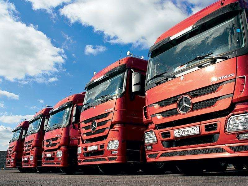 Mercedes-Benz Actros: Короли большой дороги— фото 90815