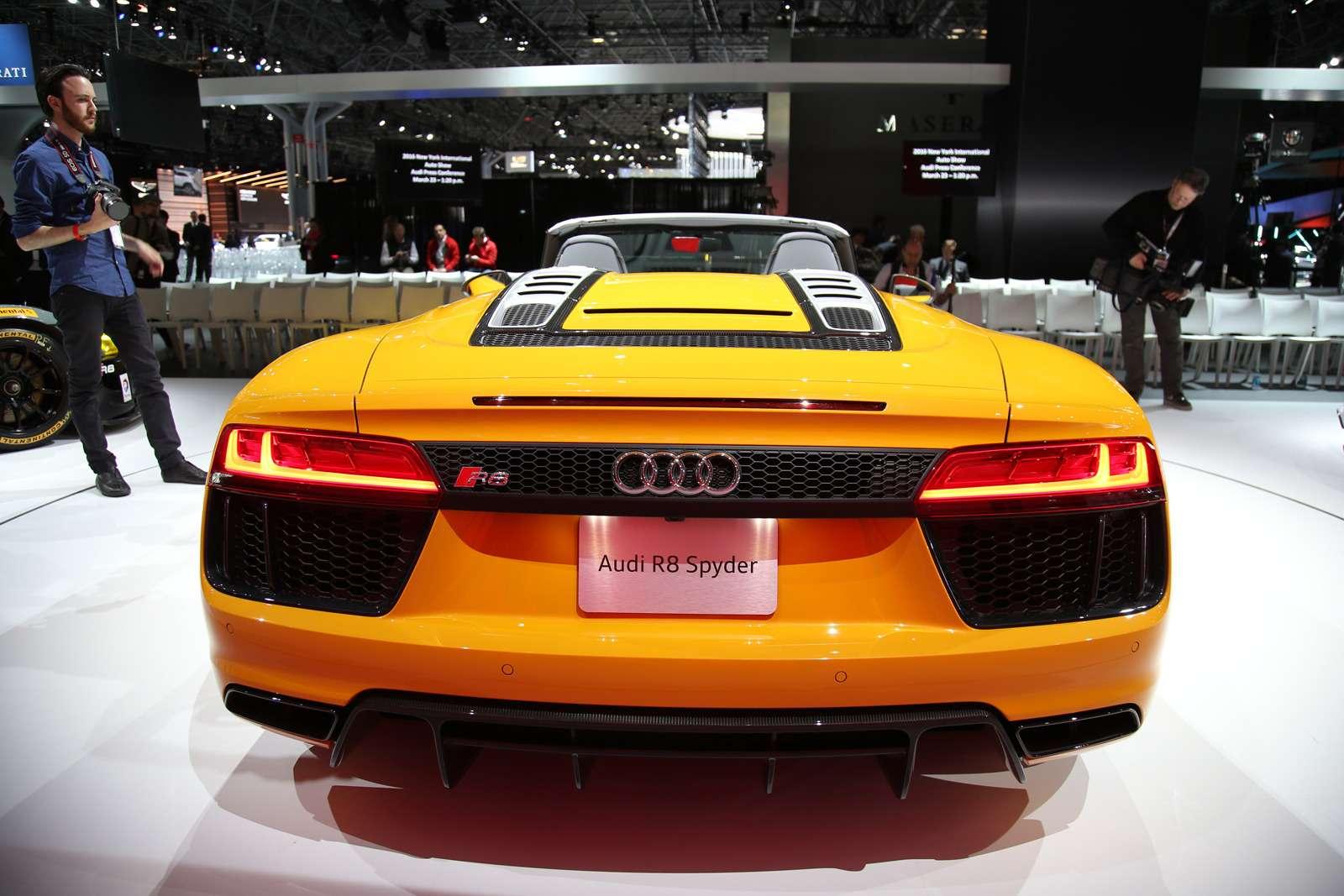 Audi R8Spyder