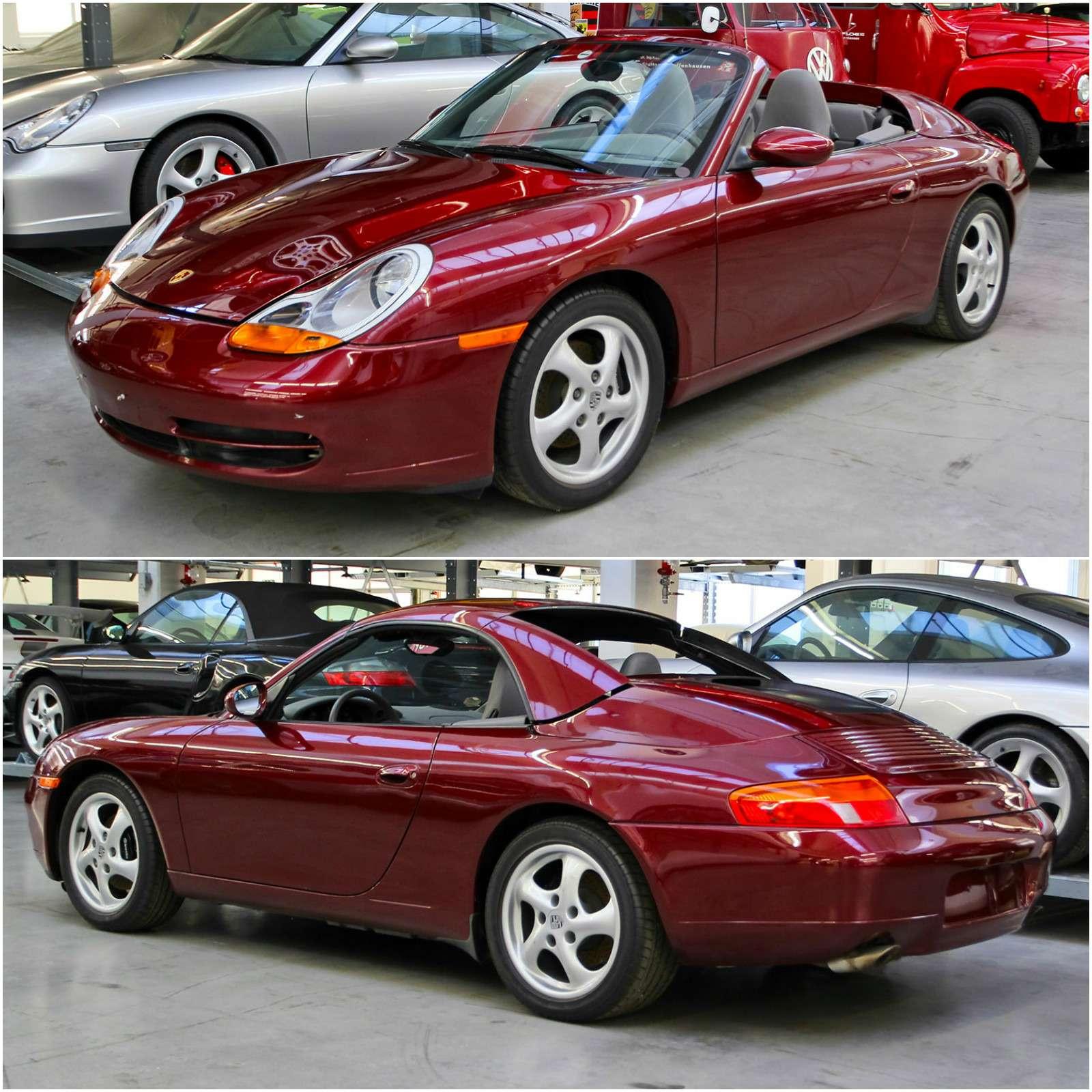 Секретный гараж Porsche: Лада Самара идругие— фото 700193