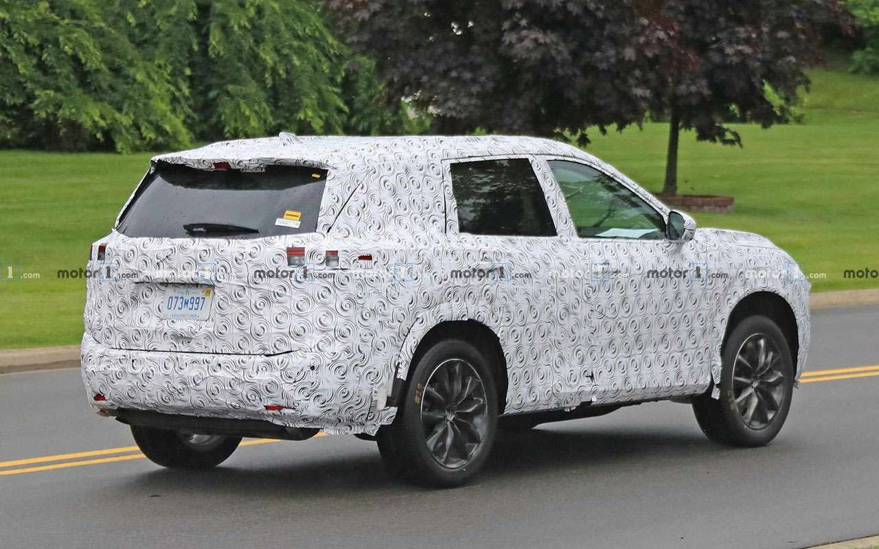 Новое поколение Nissan X-Trail: первые фото надорогах— фото 980834