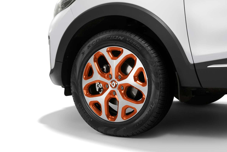 Renault предлагает владельцам приукрасить свой Kaptur— фото 630161