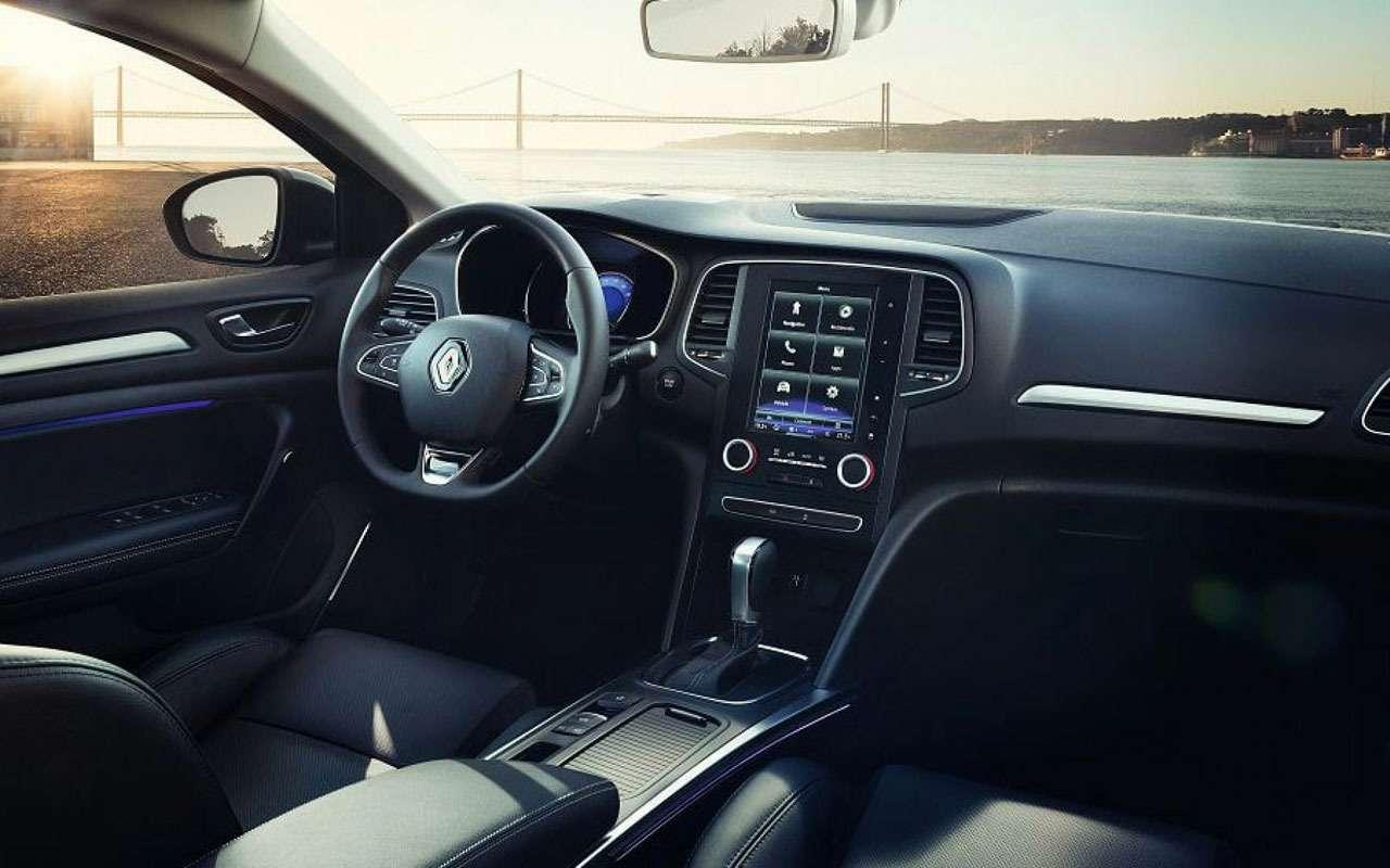 Renault Arkana: полные характеристики ився линейка двигателей— фото 967719