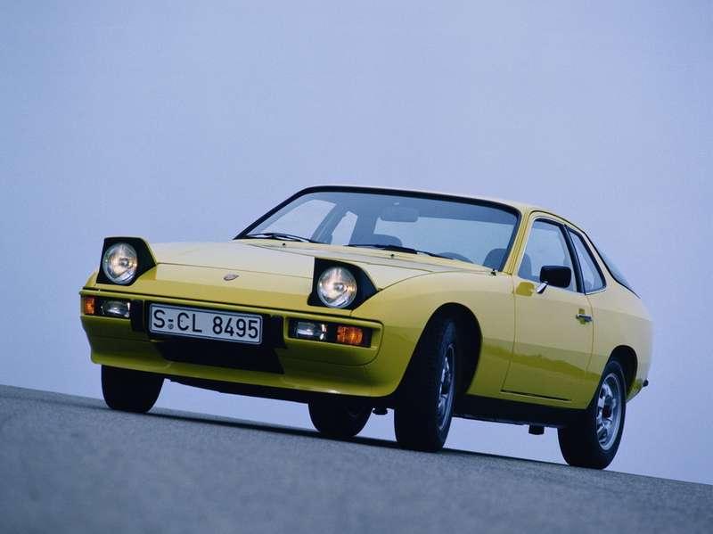 Автором дизайна Porsche 924был голландец Харм Лаагэй, ставший следующим после Лапина главным дизайнером Porsche