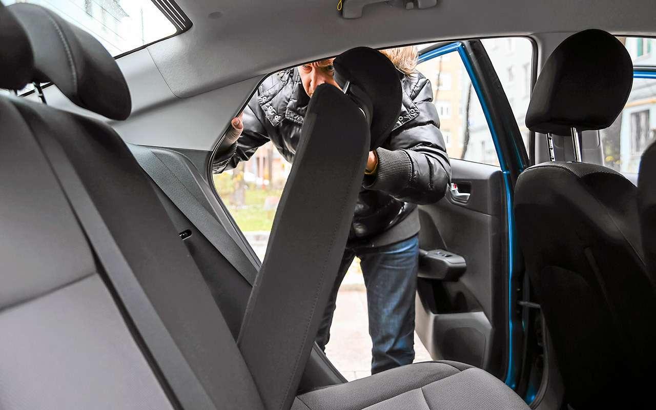 Hyundai Solaris изпарка ЗР: полностью исправен?— фото 839426