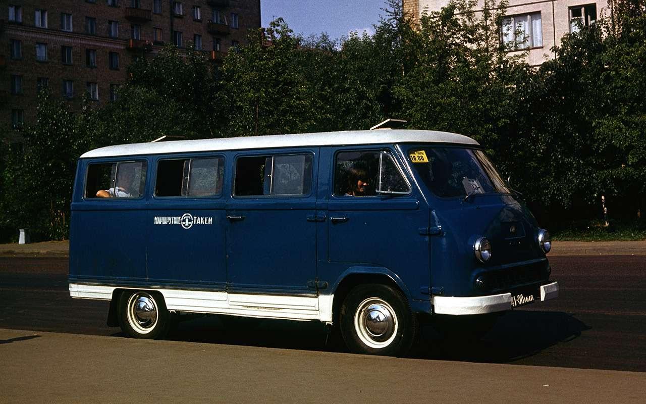 Всетакси СССР: лимузины, кабриолеты, иномарки— фото 1140125