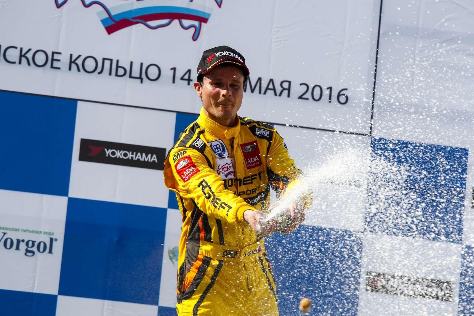 Lada против всех: есть ли уроссийской марки шансы победить вгонках?— фото 591036