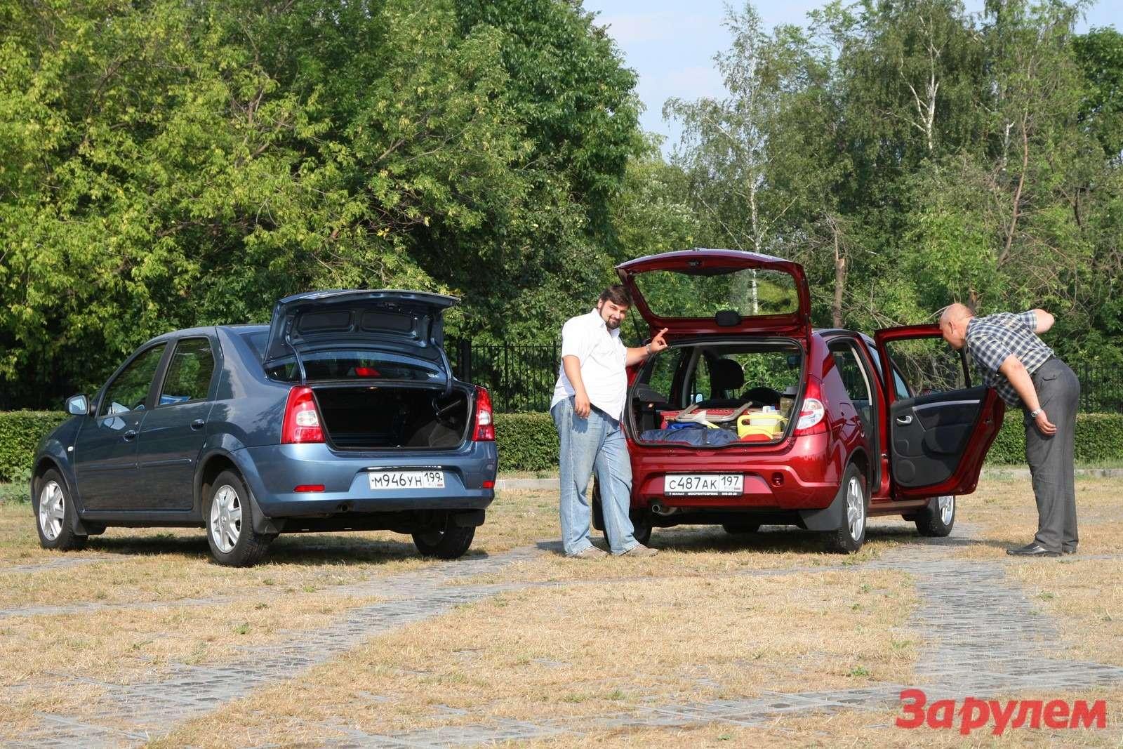 Renault Logan иSandero