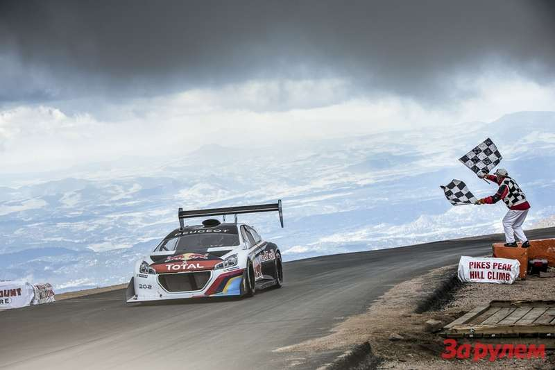 Sebastien Loeb   Action