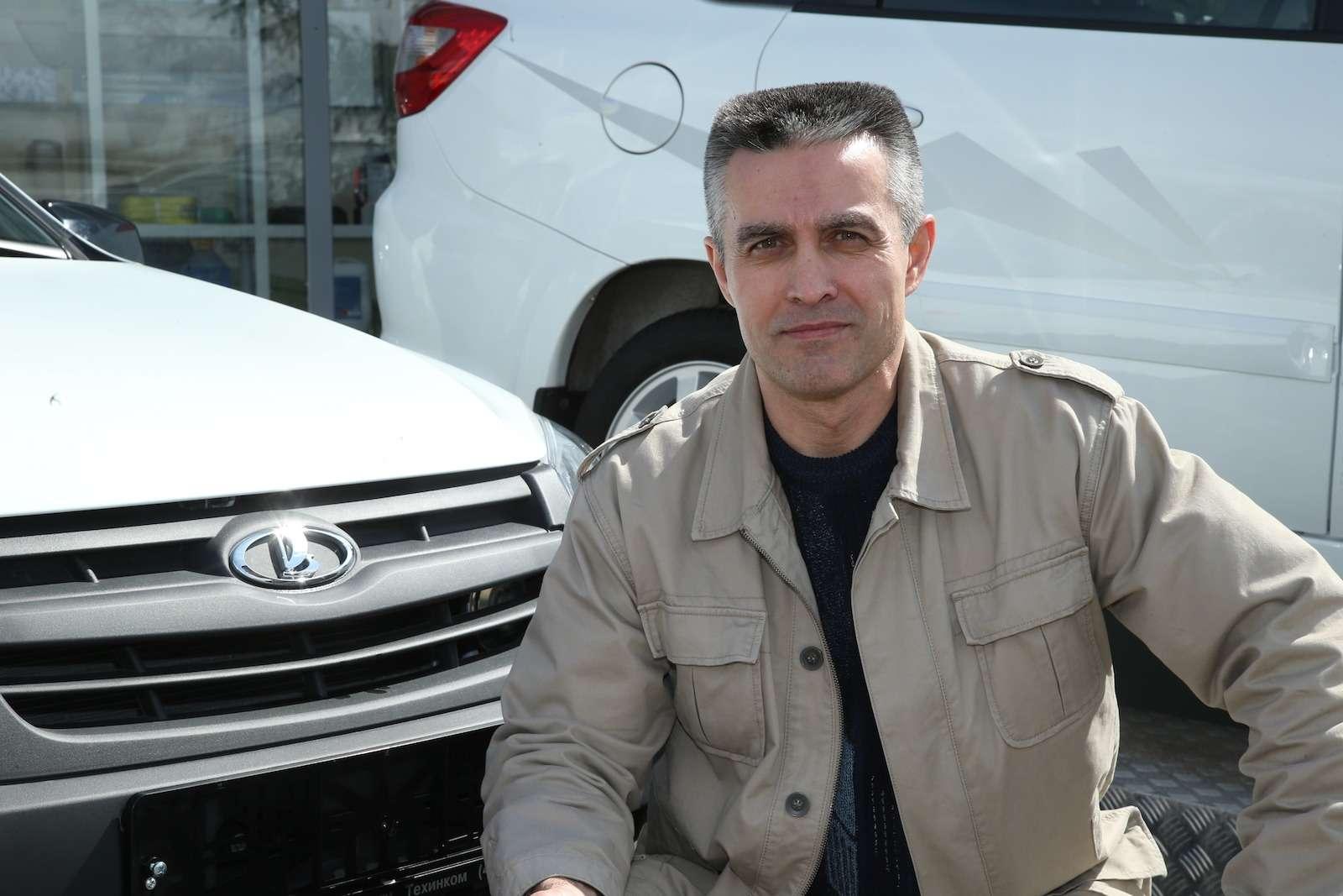 Гран-при «Зарулем»: ключи оттрех Lada Granta переданы победителям— фото 580061