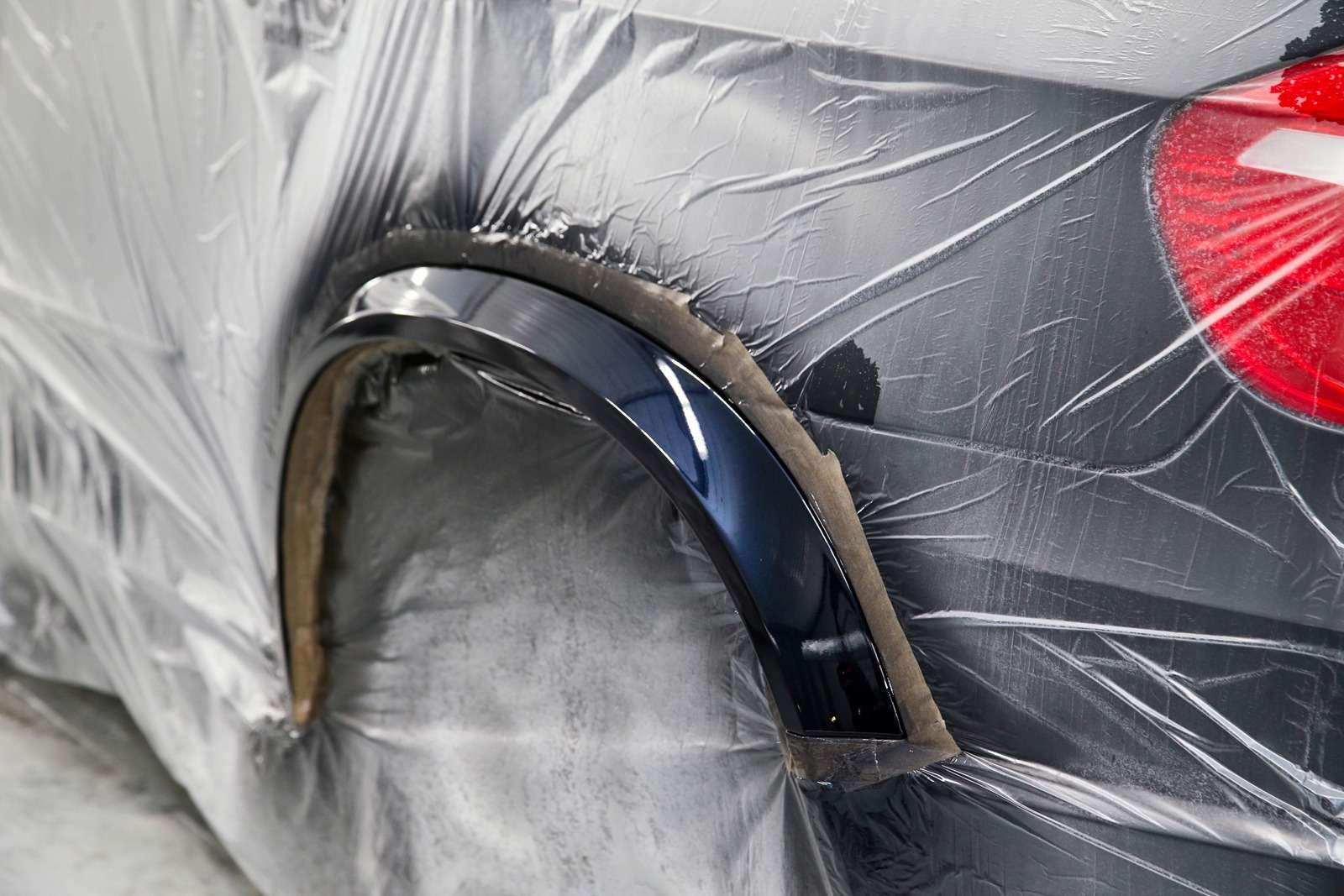 Технологии локального кузовного ремонта: ловкость рук— фото 612145