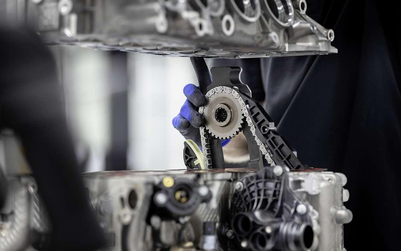 Турбированный двигатель Mercedes-AMG— новые подробности— фото 982764