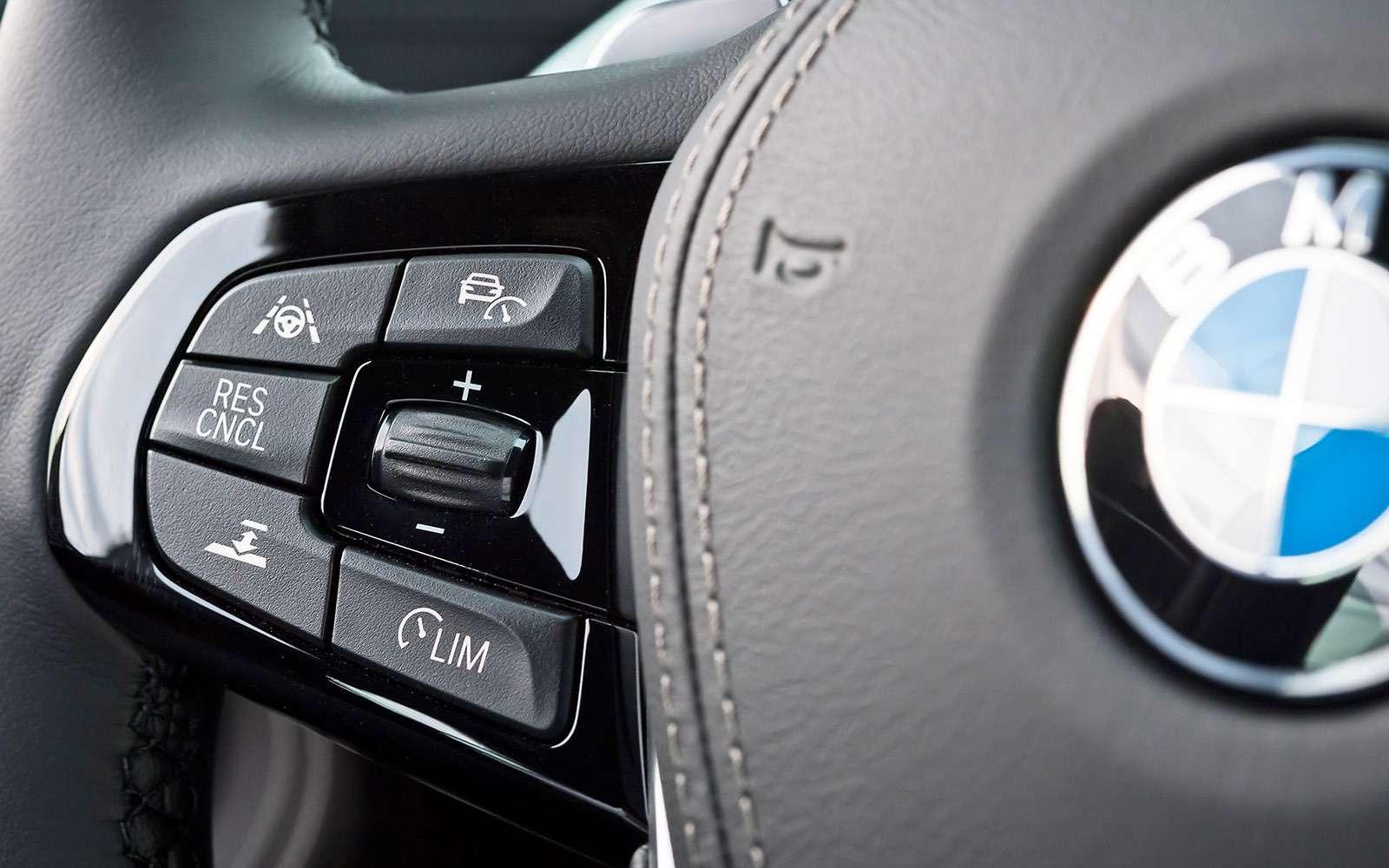 Тест новой «пятерки» BMW: большой брат— фото 685119
