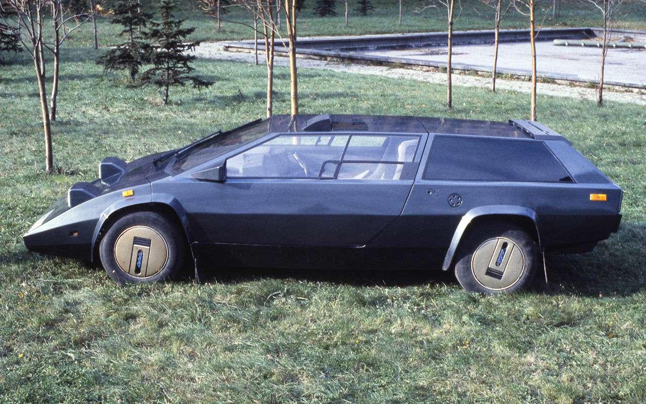 Спорткары, кабриолеты, родстеры... 15уникальных советских машин— фото 984965