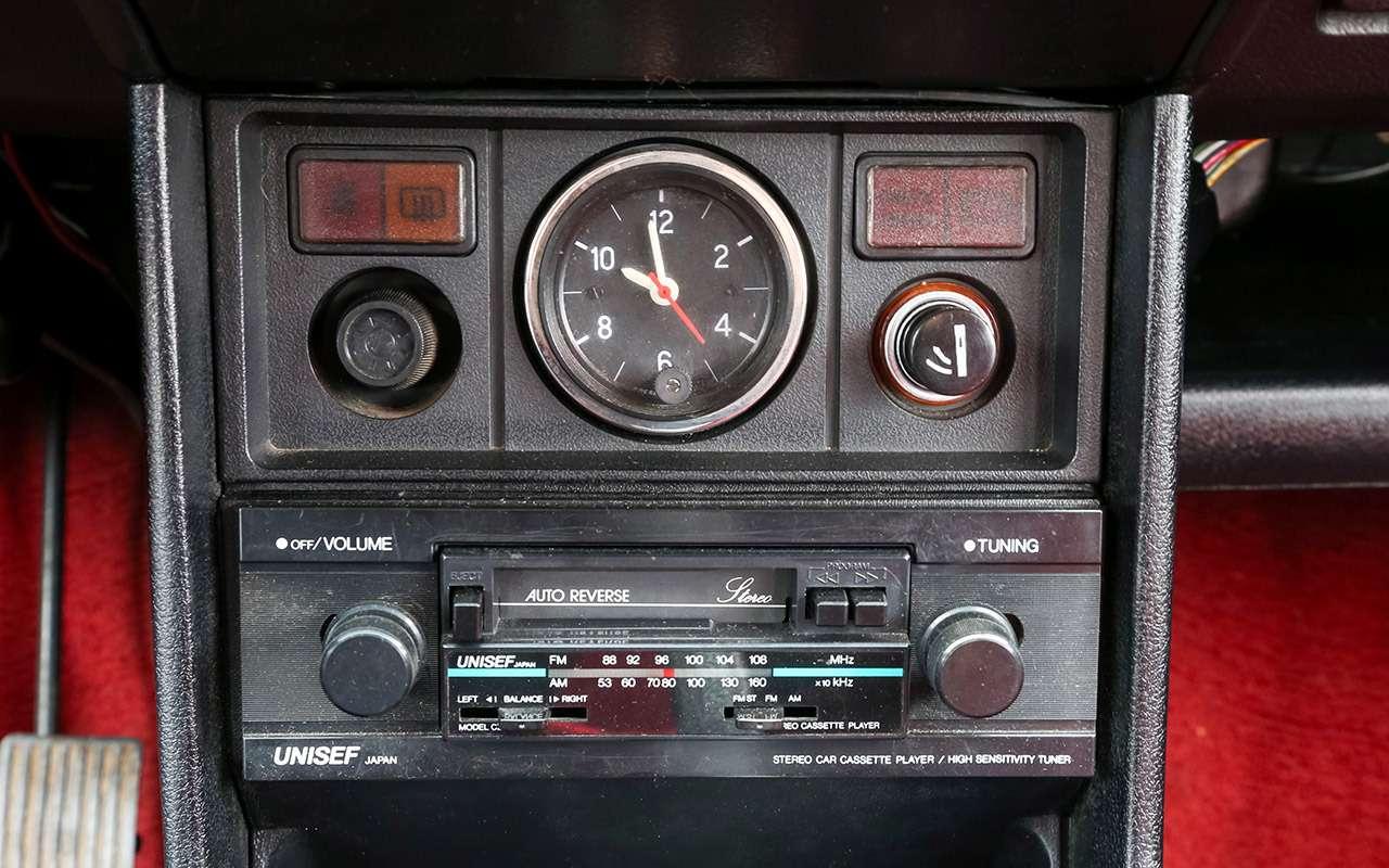 Квадратные 80-е: история «четверки», «пятерки» и«семерки» Жигулей— фото 1117595