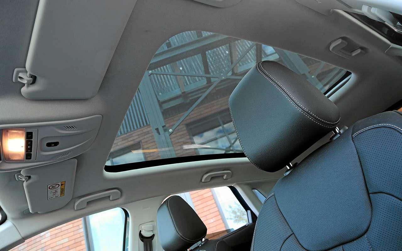 Opel Grandland X: ответили наваши главные вопросы— фото 1166150