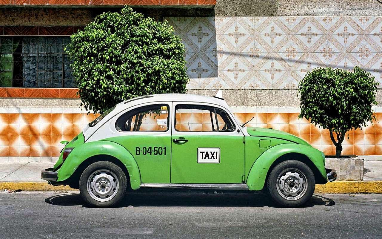 Выбор таксистов разных стран (уРоссии опять особый путь)— фото 783225