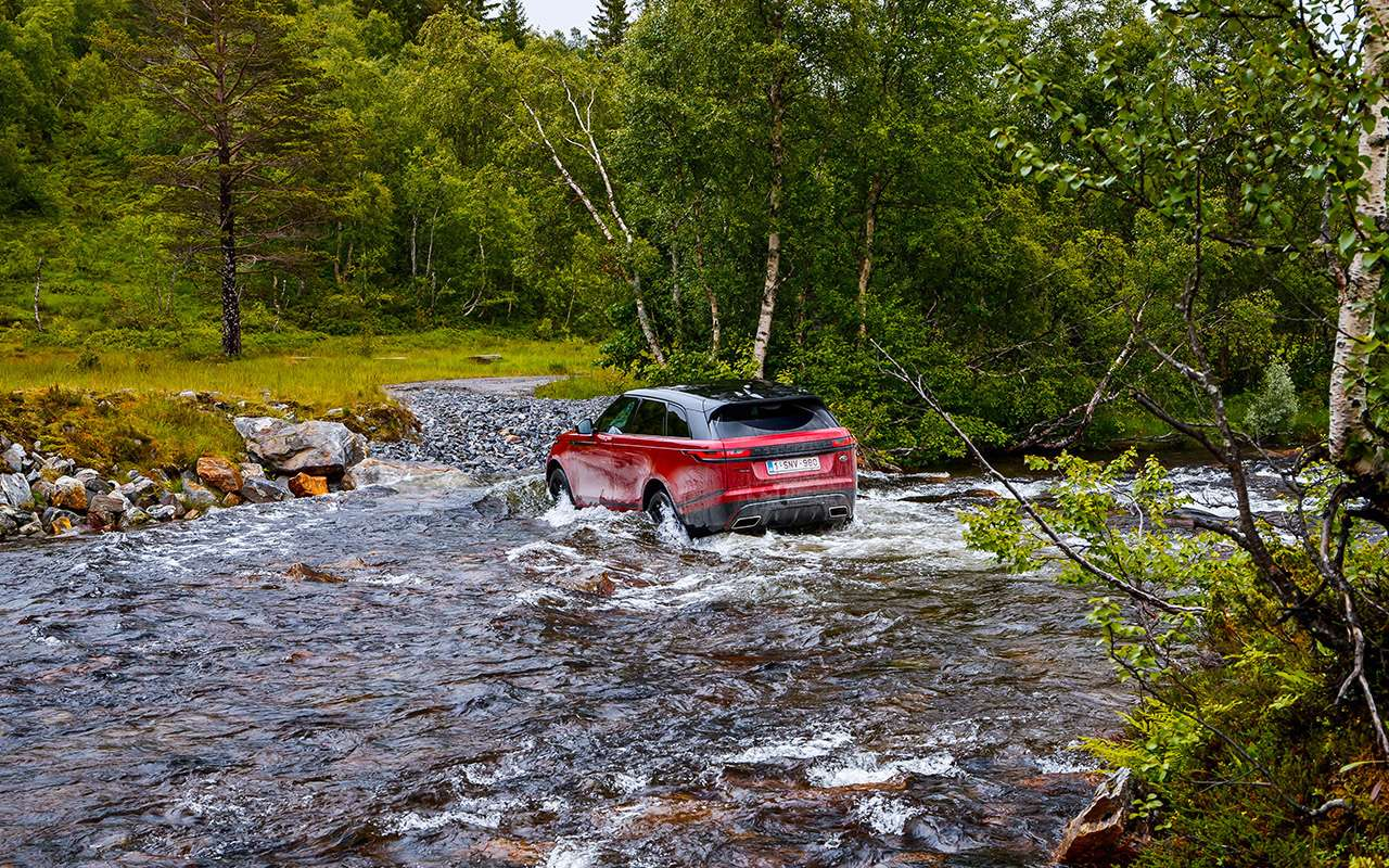 Range Rover Velar— первый тест-драйв— фото 792262