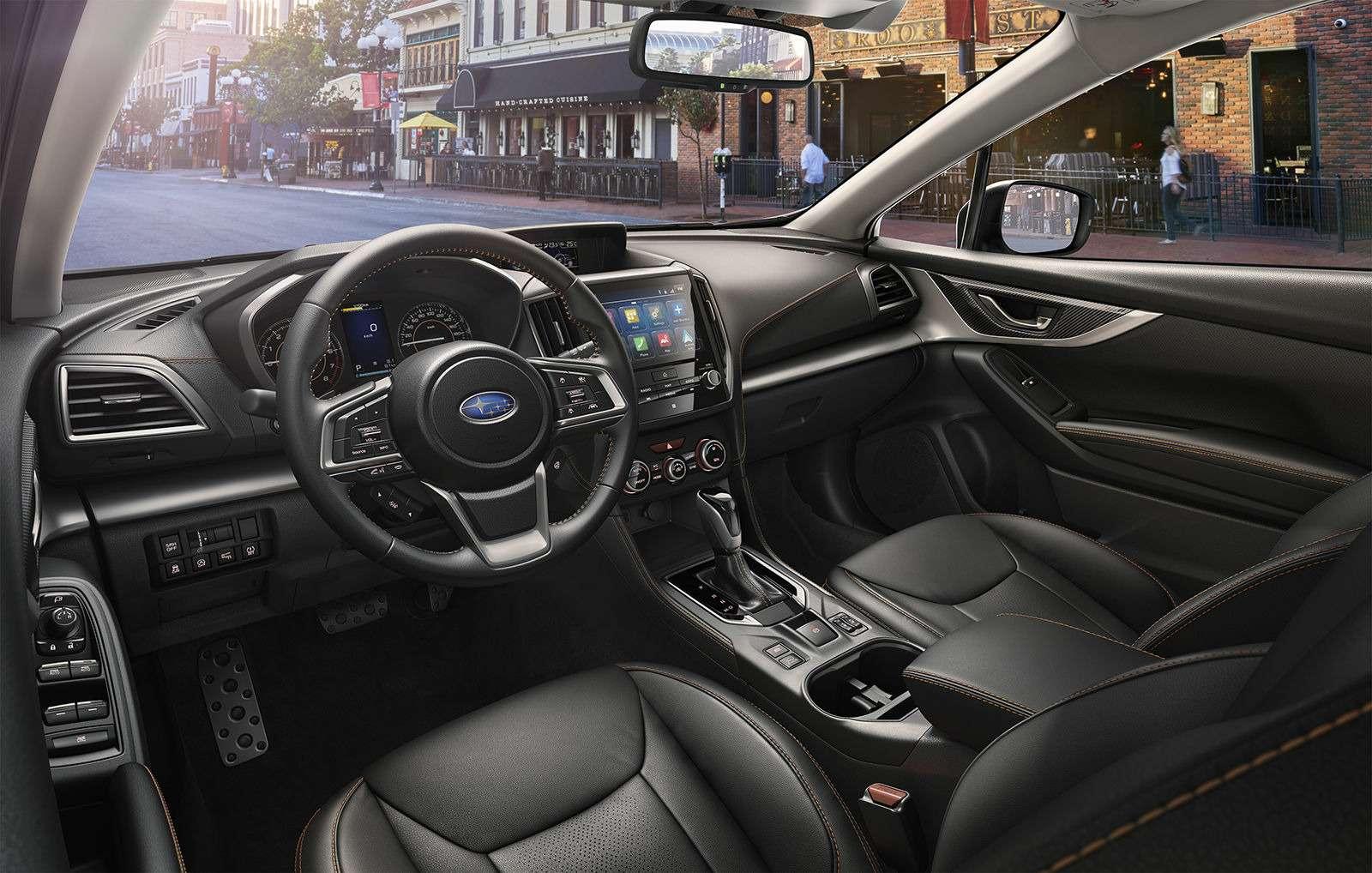 Subaru рассказала оновом XVдляРоссии— фото 794753
