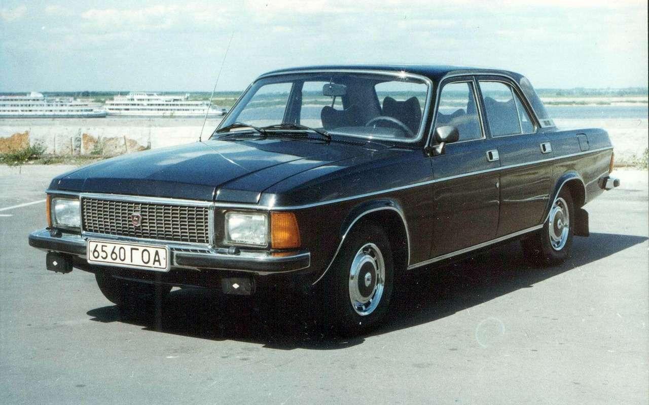 В гараже ушпионов: секретные автомобили СССР— фото 834140