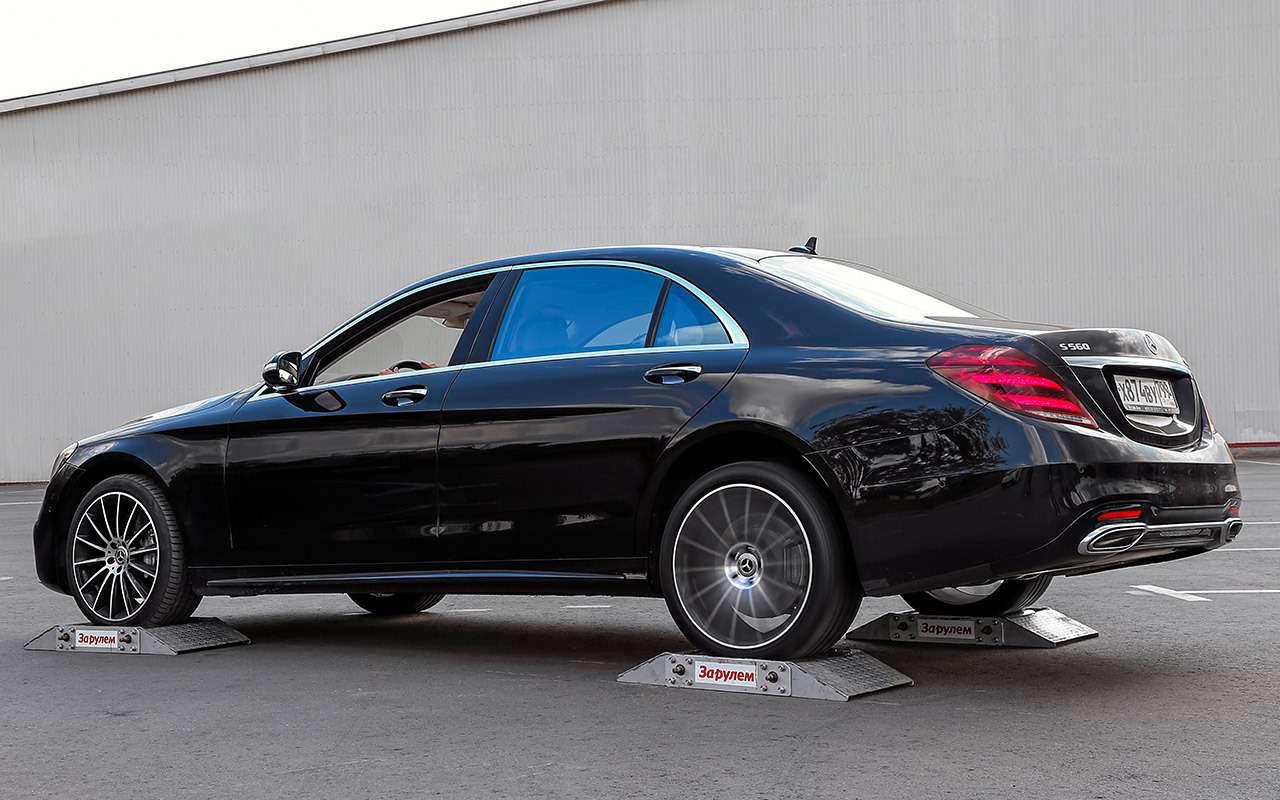 Субару, Мерседес, BMW, Audi...— чей полный привод круче— фото 933386