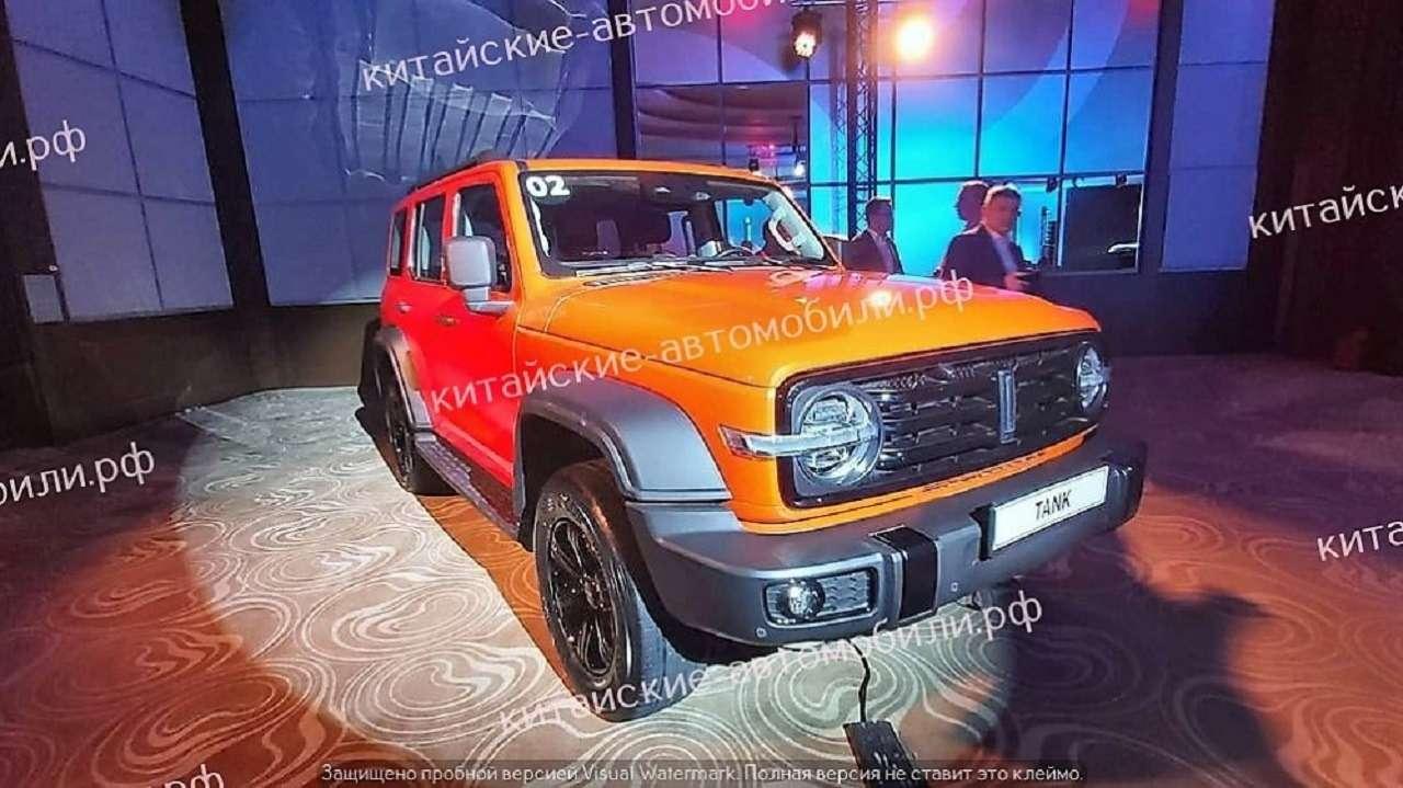Конкуренты УАЗа отHaval: первые фото вРоссии— фото 1238679