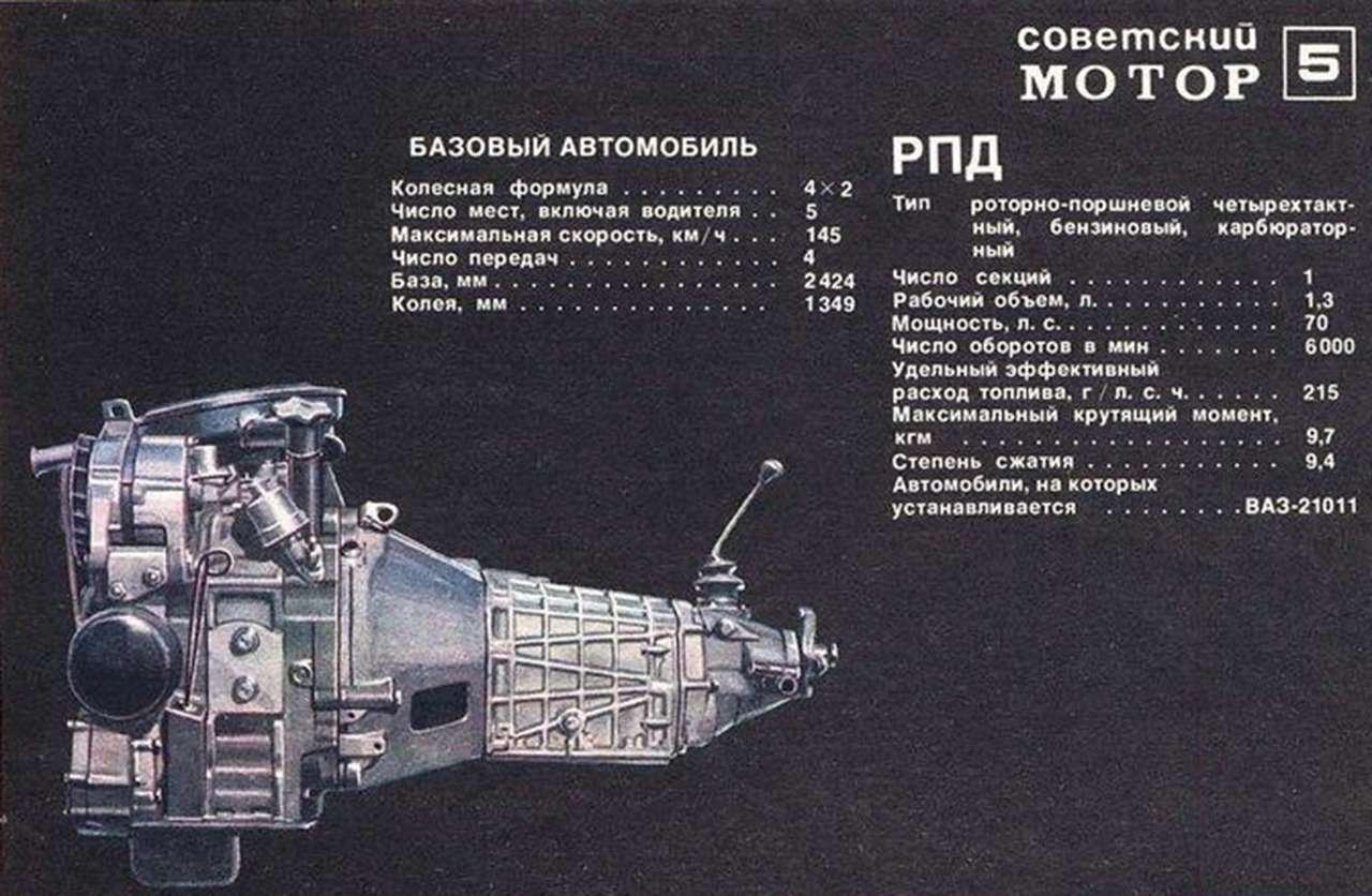 Моторы длямашин-догонялок КГБ: ихделали наВАЗе!— фото 1242397