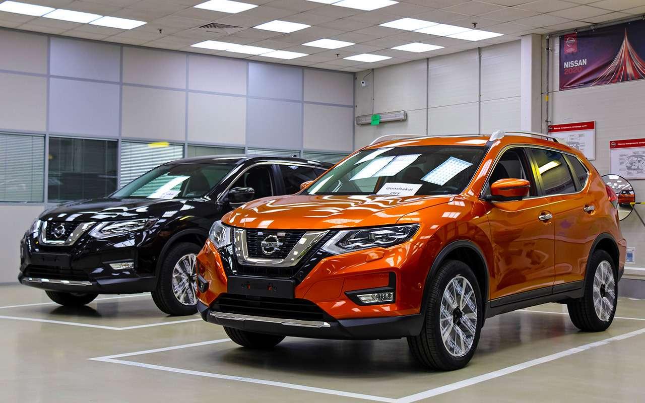 Обновленный Nissan X‑Trail: как его готовили крусской зиме— фото 927288
