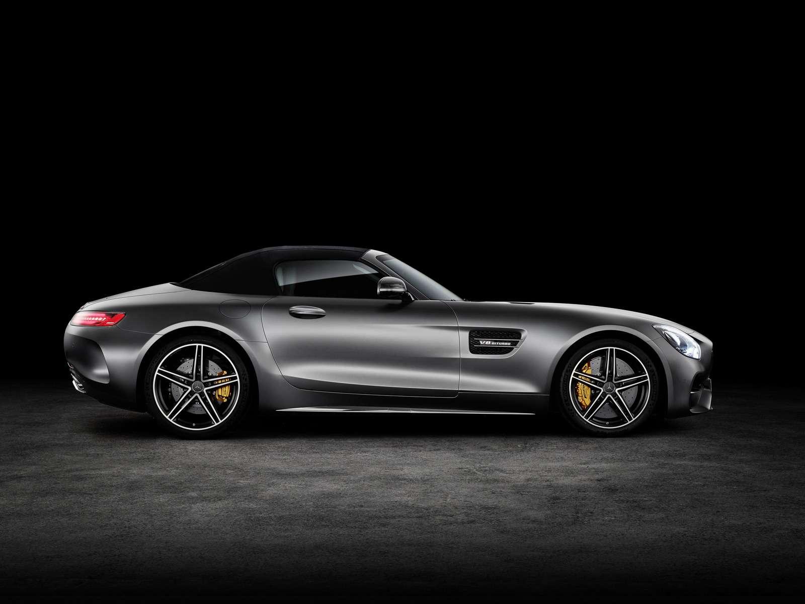 Mercedes-AMG GTRoadster: витамин С— фото 635012