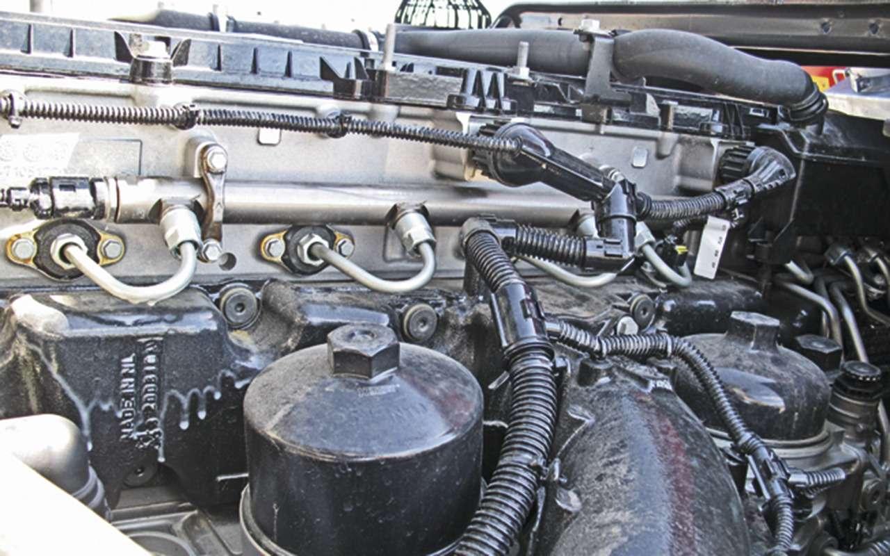 Mercedes Arocs российской сборки— детальный обзор— фото 1279162